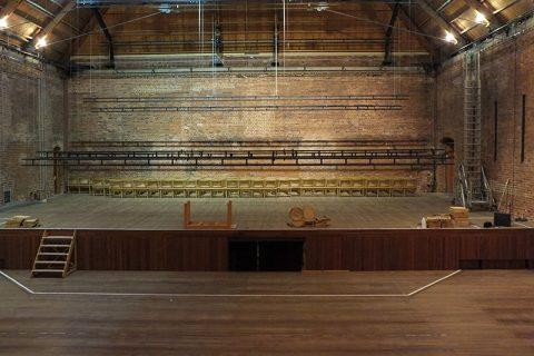 Snape Maltings Concert Halls, Suffolk